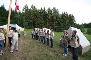 camps scout